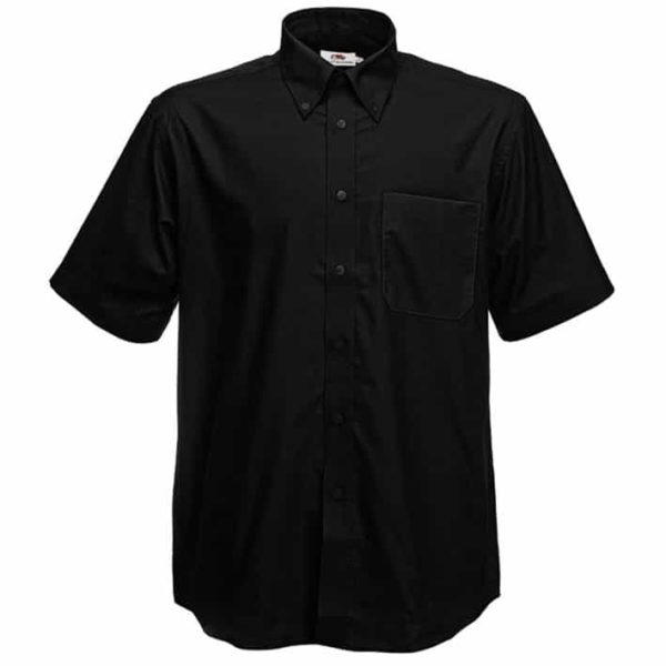Werbeartikel Short Sleeve Oxford Shirt 651120