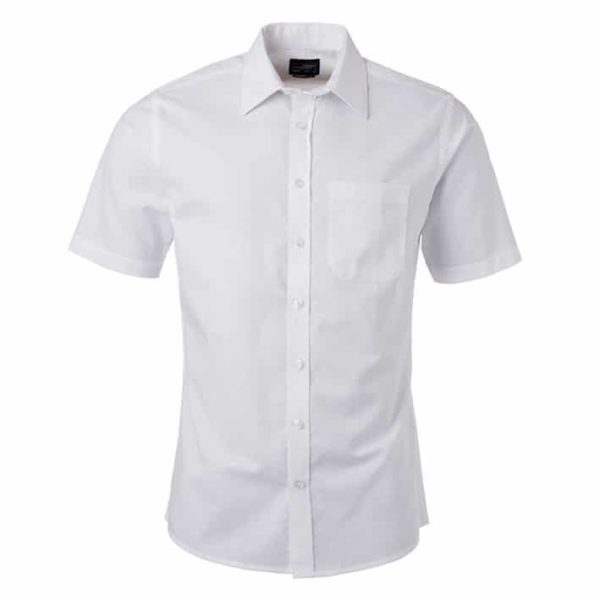 Werbeartikel Mens Shirt Shortsleeve Oxford JN688
