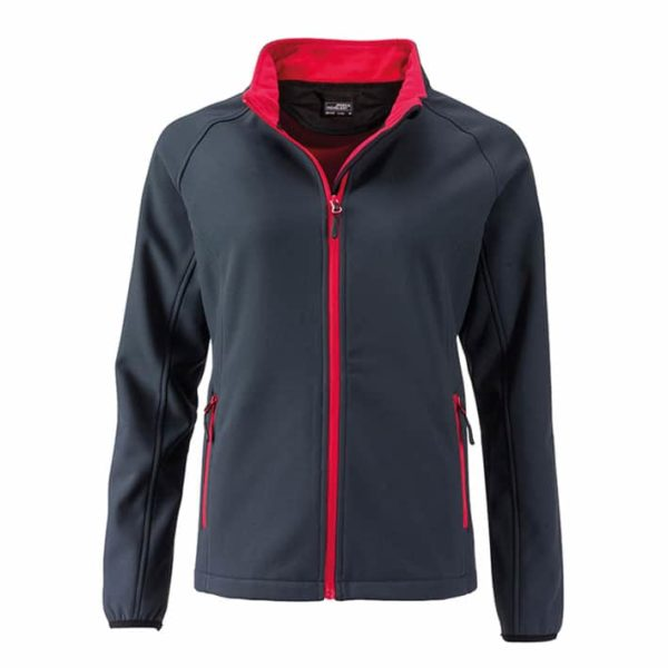 Werbeartikel Ladies Promo Softshell Jacket JN1129