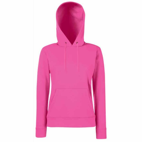 Werbeartikel Classic Hooded Sweat Lady-Fit 620380