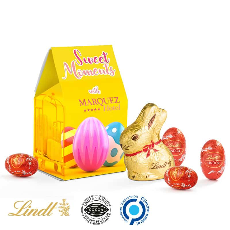 Osterbox Lindt